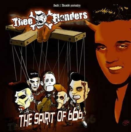 Thee Flanders - The Spirit of 666 - CD
