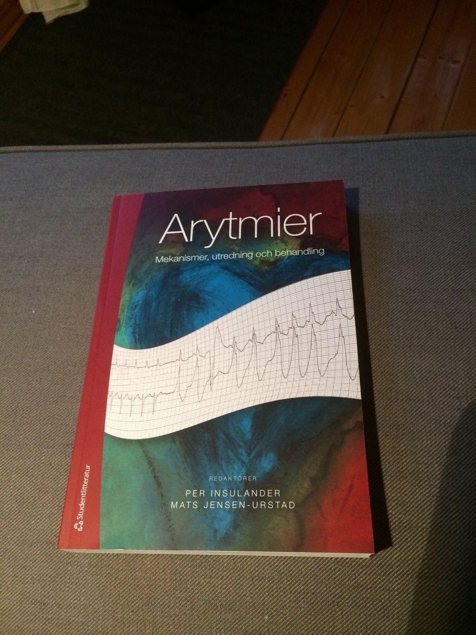 arytmier mekanismer utredning och behandling