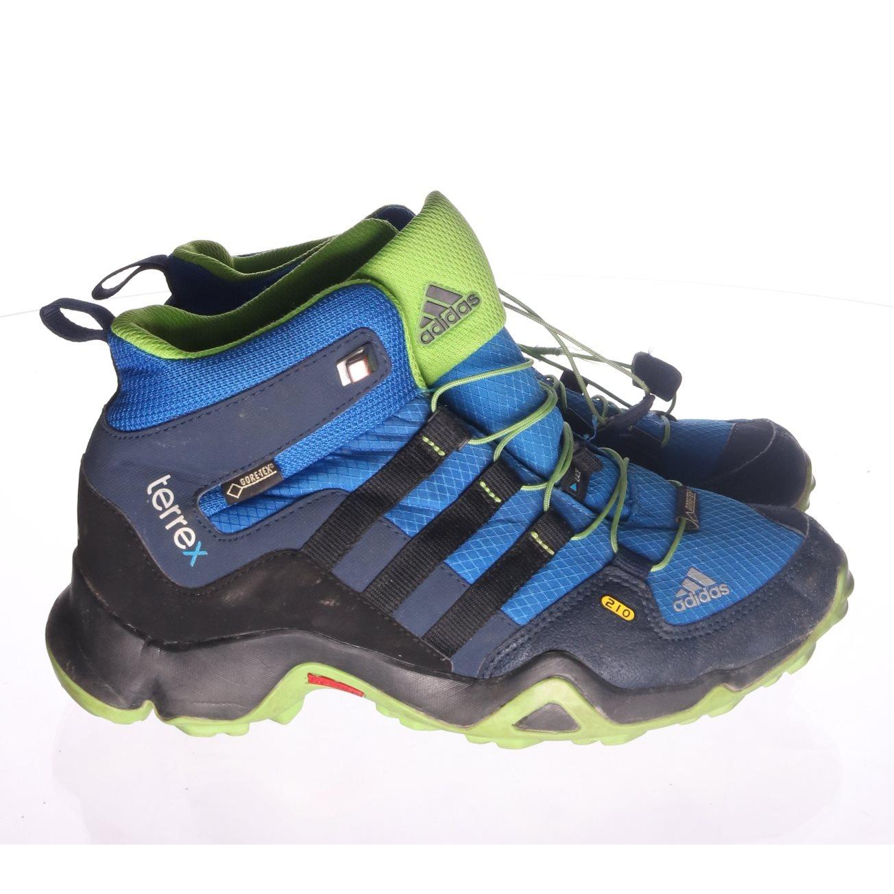 adidas skor blå