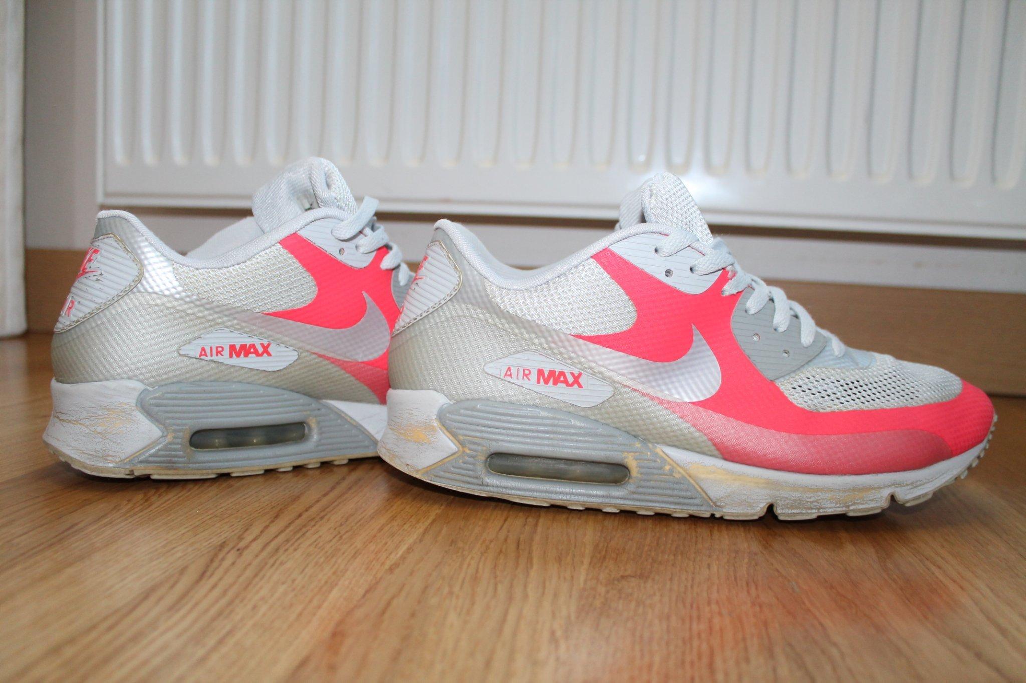 Nike Air Max Hyperfuse Träningsskor i storlek 4.. (357457482