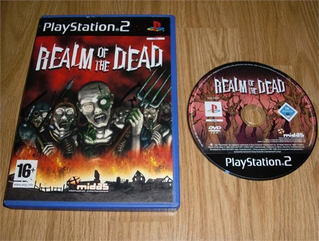 PS2: Realm of the Dead