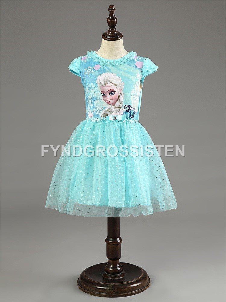 Frost Frozen Elsa Klänning stl 13.. (317910398) ᐈ FyndGrossisten på ... 2cf3053522ee7