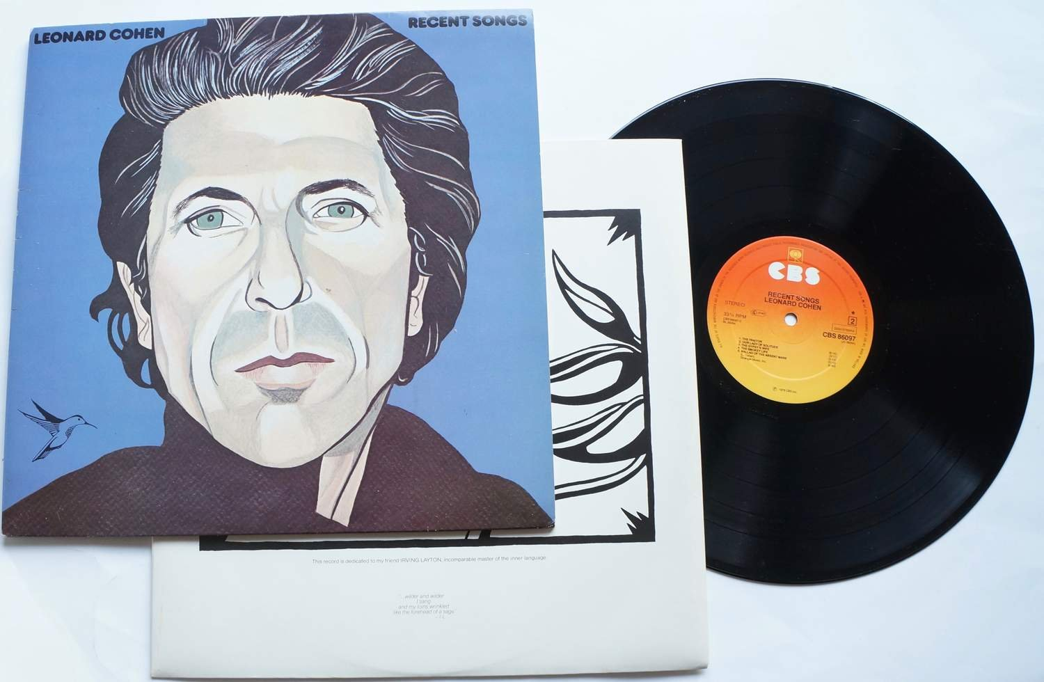 ** Leonard Cohen ?– Recent songs **