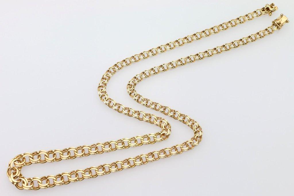 Bismarck halsband guld värde