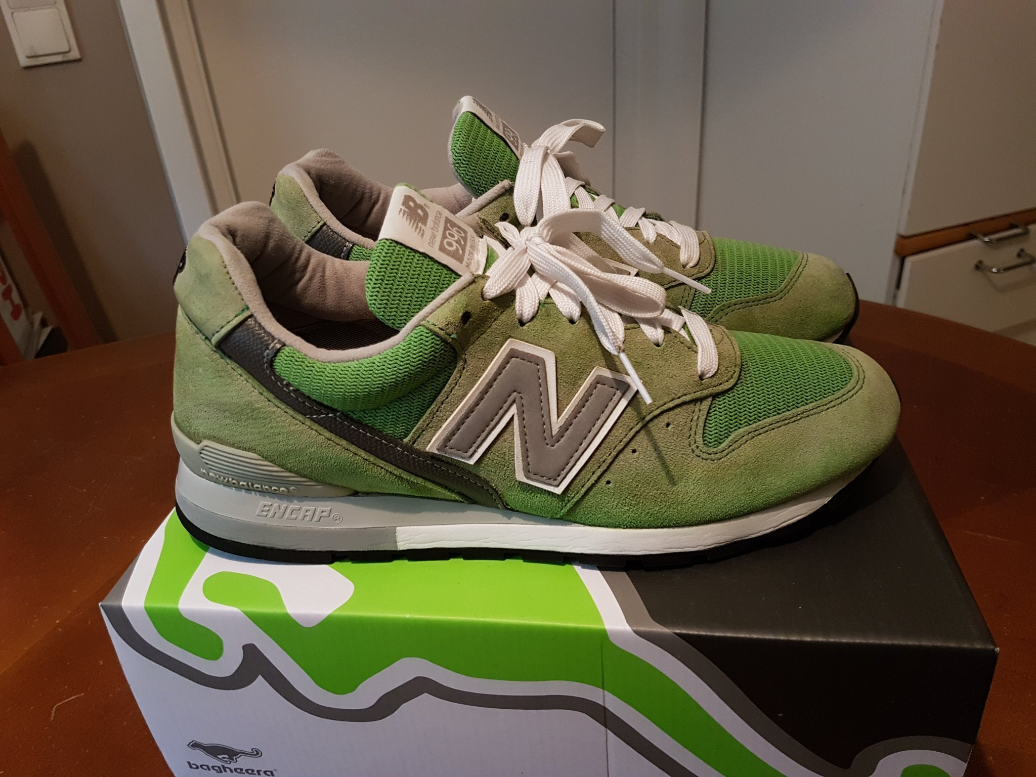separation shoes 8434c f9d25 New Balance 996 Encap sko storlek 43 (358758242) ᐈ Köp på ...