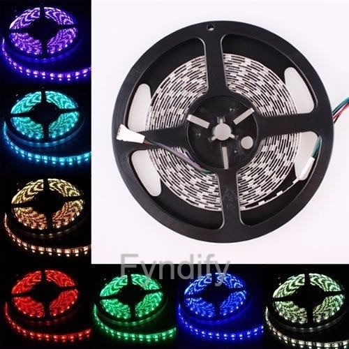 Ledslinga 60LED/M Lila 5 m Non Waterproof