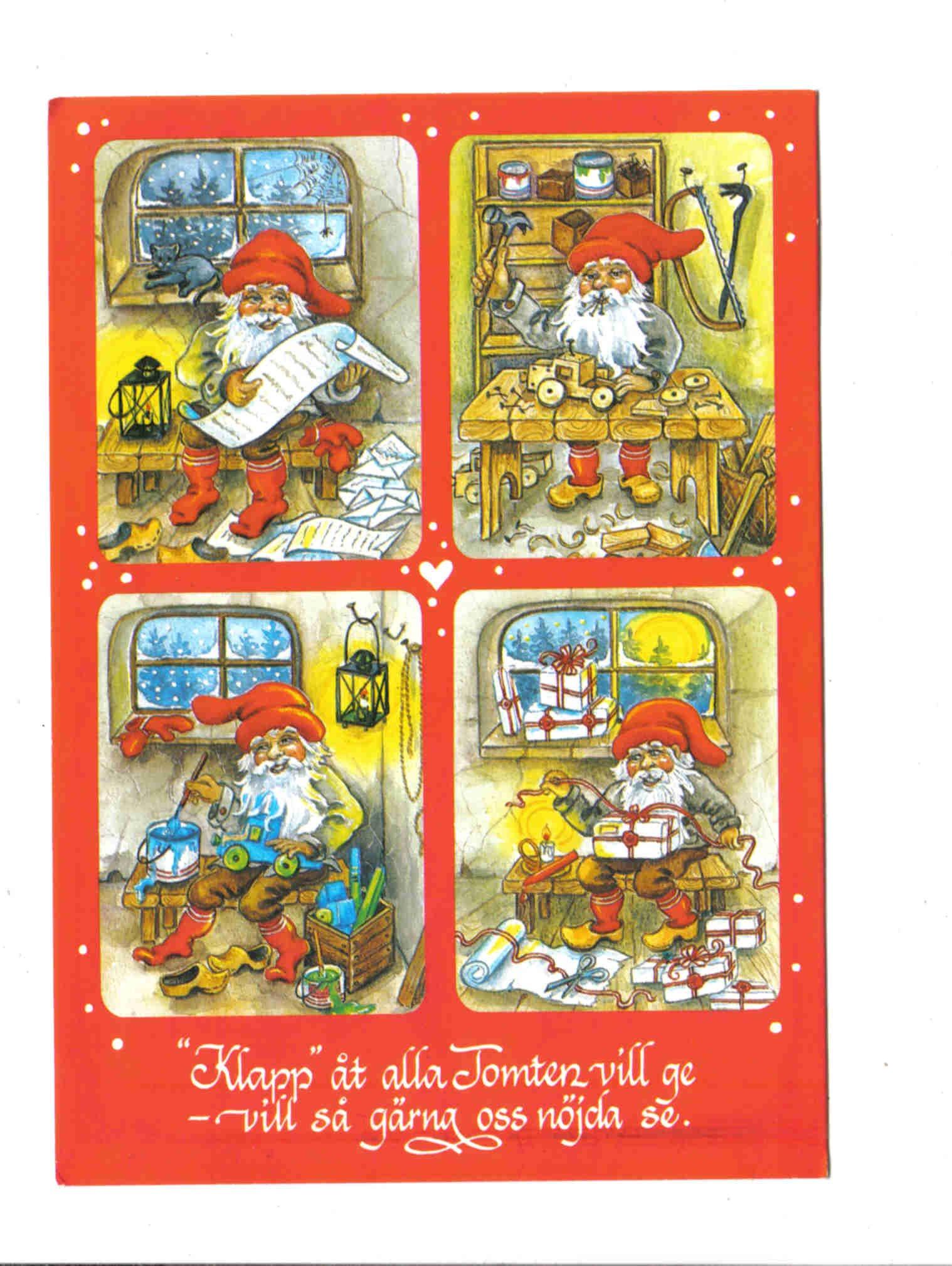 42c84f8736cc Ingrid Elf - Tomte från önskelista till julklapp (309604001) ᐈ Köp ...