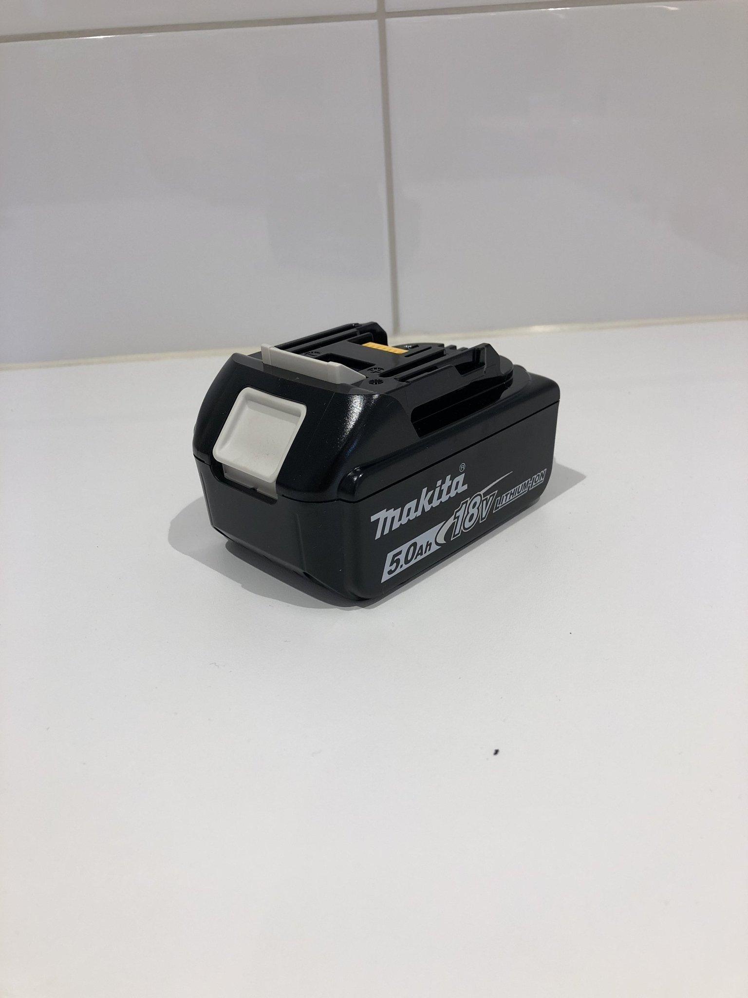 Makita batteri 18V 5.0Ah NYTT! (357432672) ???Köp på Tradera
