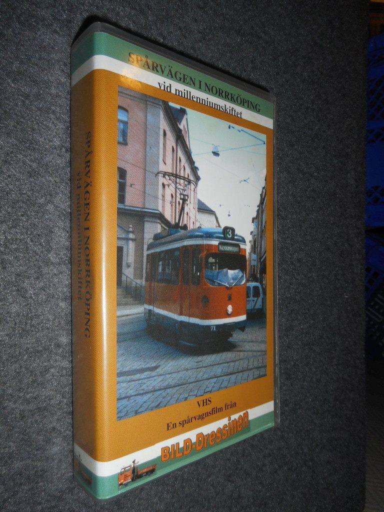 Spårvägen i Norrköping vid milleniumskiftet (VHS)