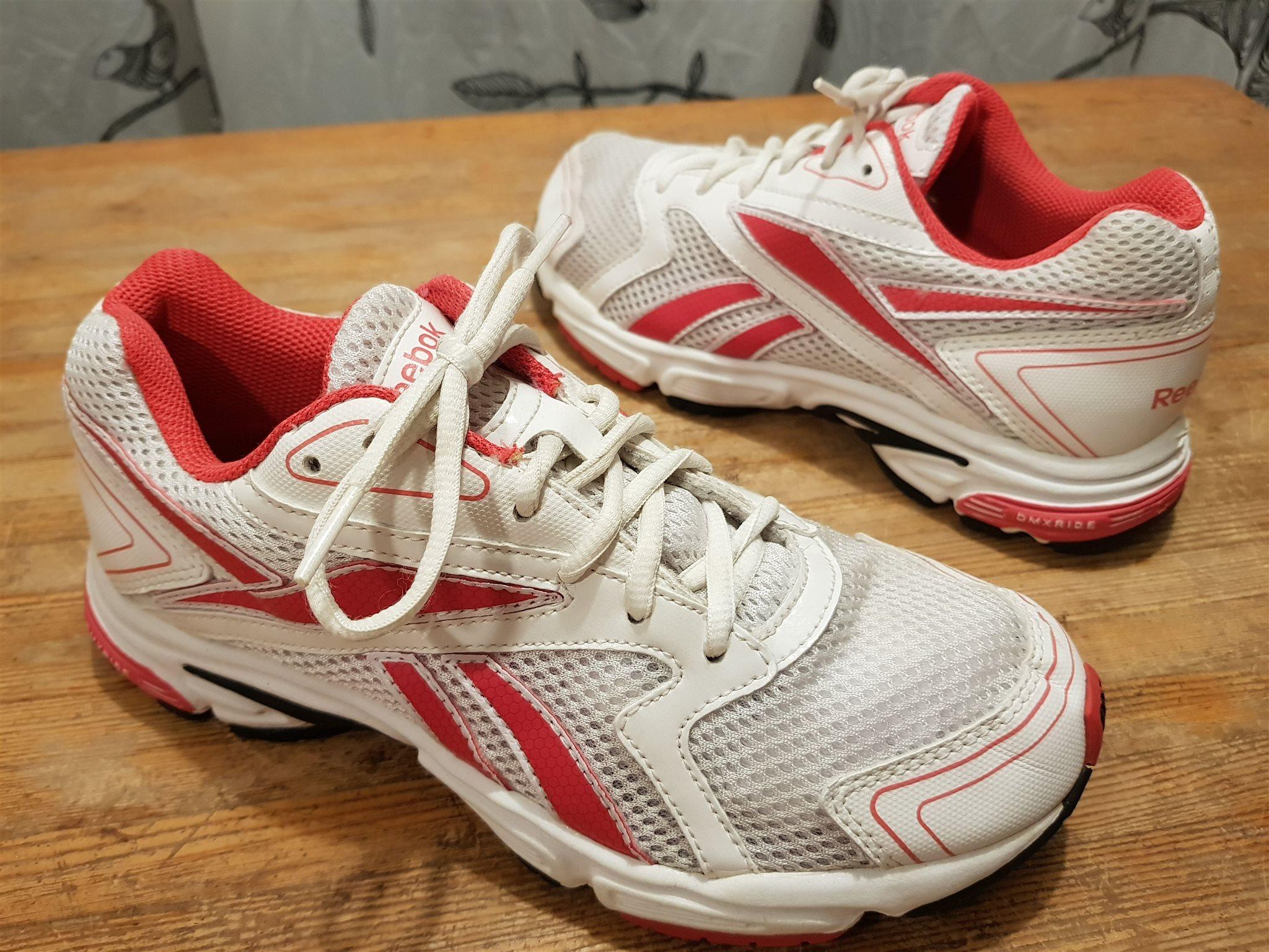 newest collection acf3e 0eafe Sneakers löparskor Reebook DMX Ride fritidsskor str 37,5 i fint skick