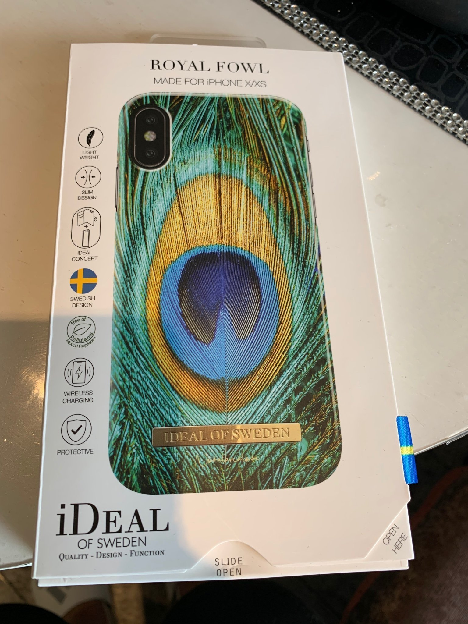 Ideal of Sweden Iphone XS skal