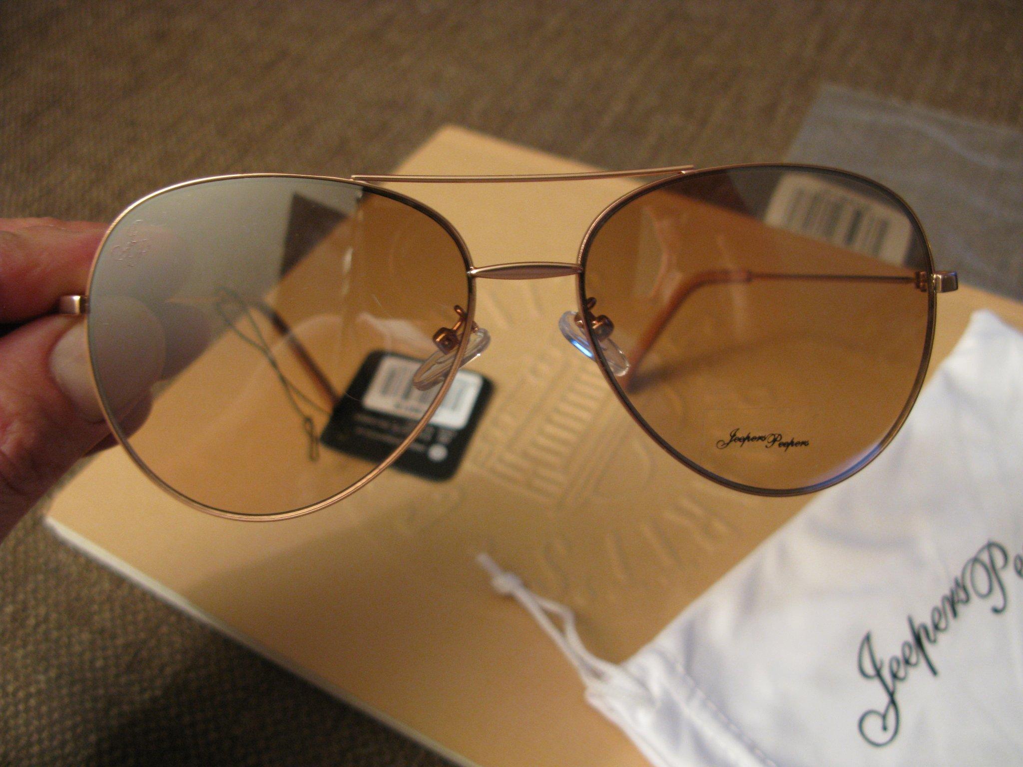 Jeepers Peepers, Solglasögon shades Helt nya! S.. (461115939) | Köp på  Tradera
