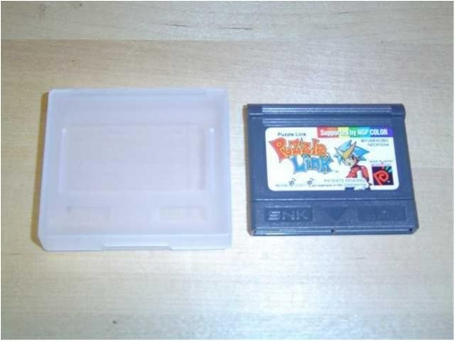 PUZZLE LINK NEO GEO POCKET COLOR *NYTT*