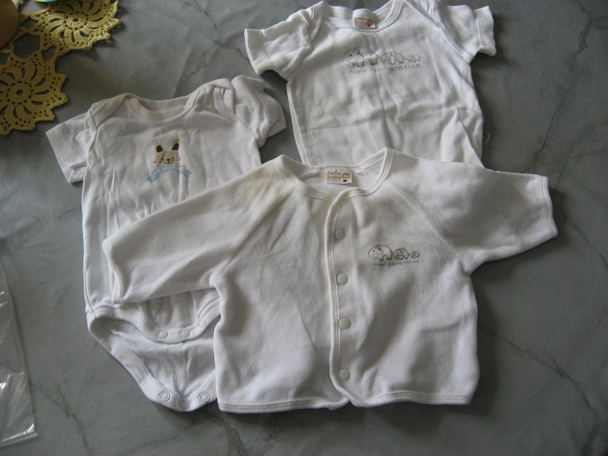 barnstorlekar på kläder