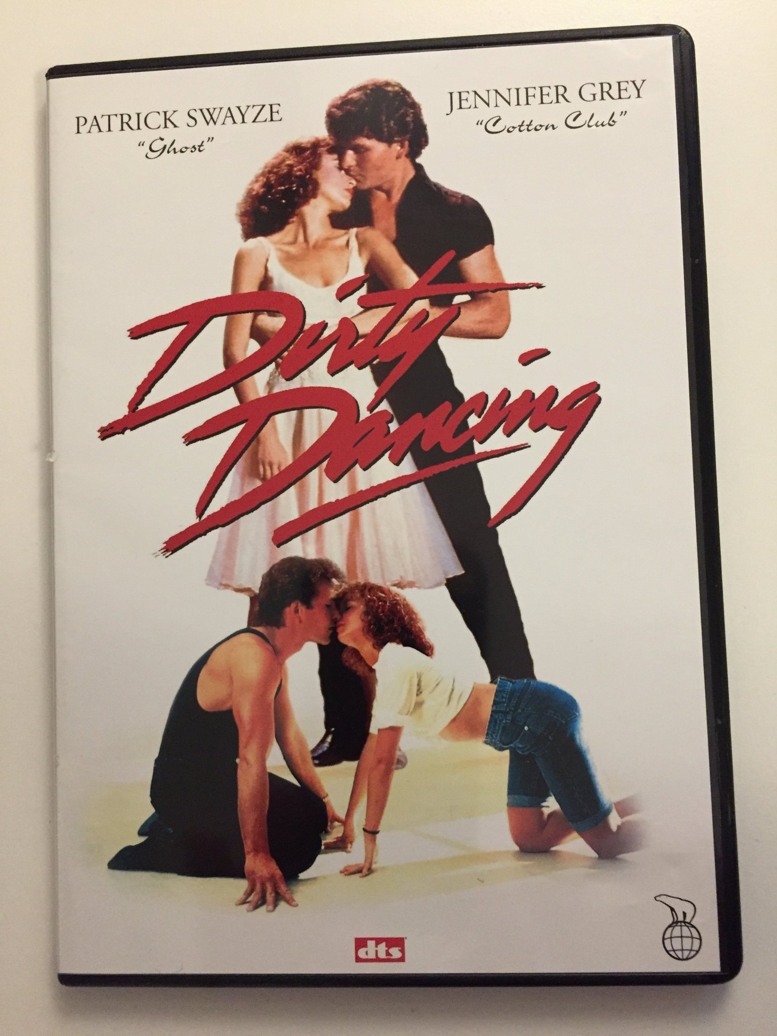 Dirty Dancing (Patrick Swayze och Jennifer Grey) DVD