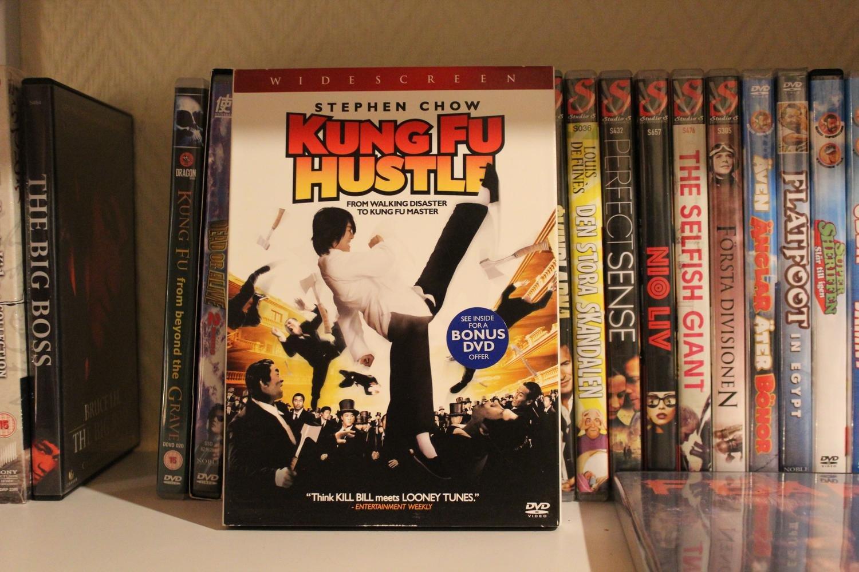 Kung Fu Panda 2 engelsk utgåva (408450055) ᐈ Köp på Tradera