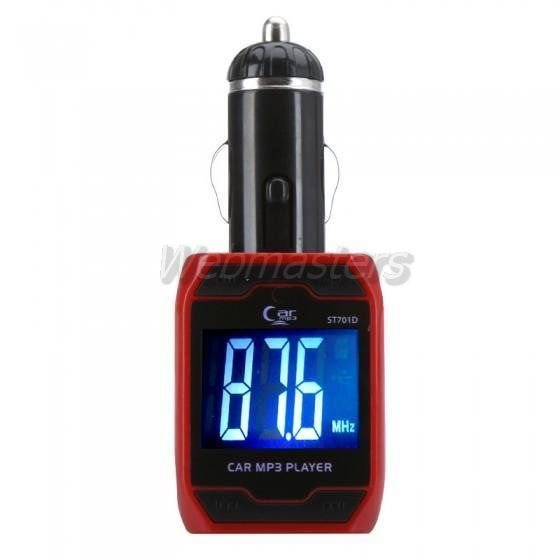 MP3 Spelare FM-Sändare USB SD TF (292469062) ᐈ Webmasters på Tradera d7f2c25b7c3fc