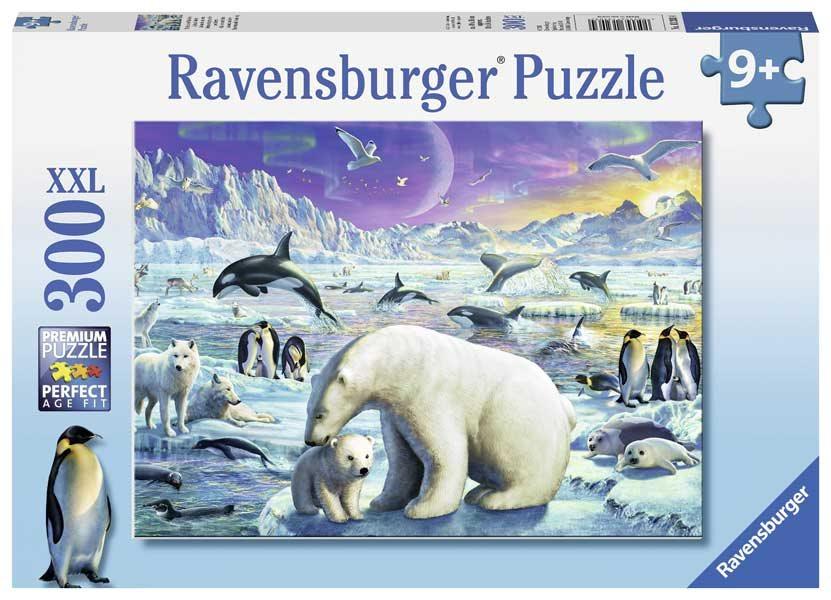 Ravensburger Samling av Polar djur 300 bitar