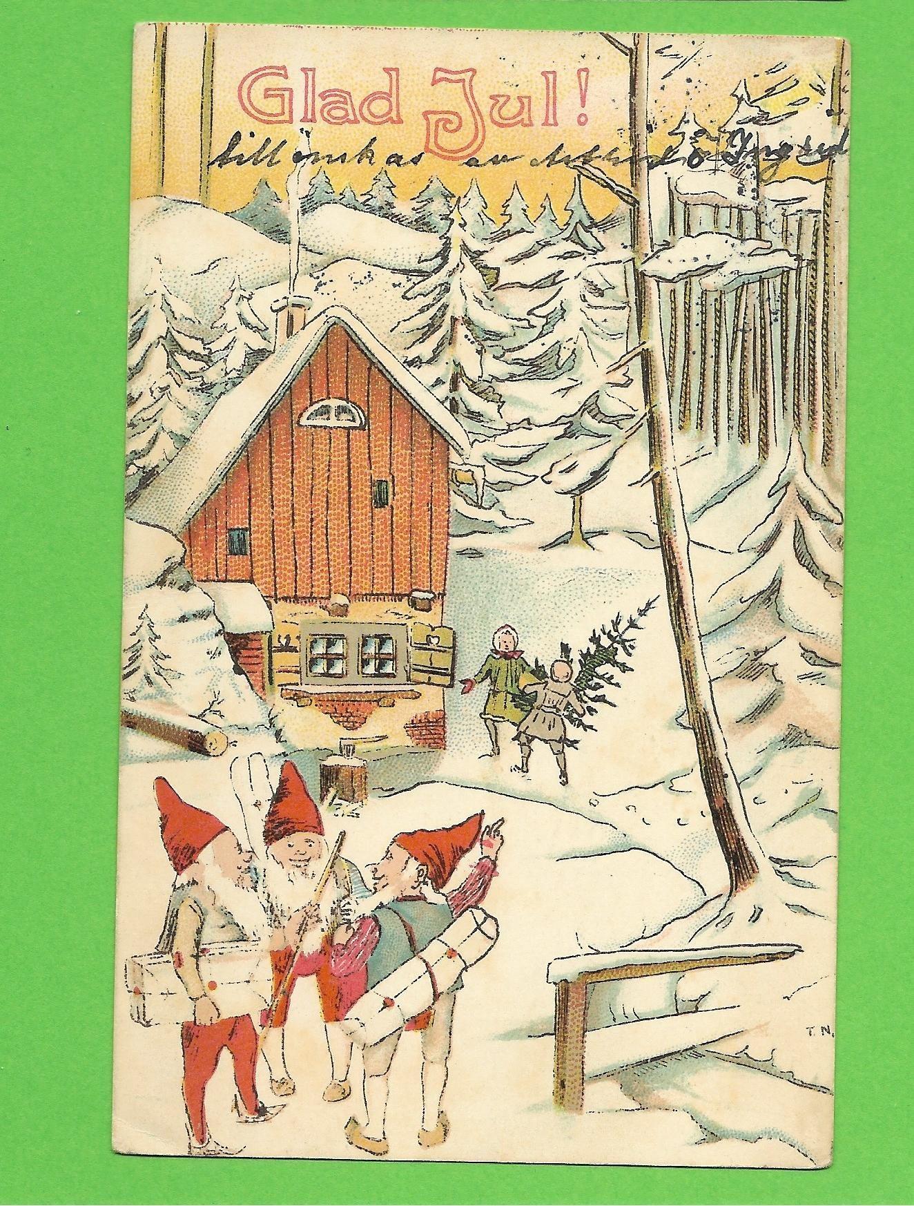 God jul nilssons