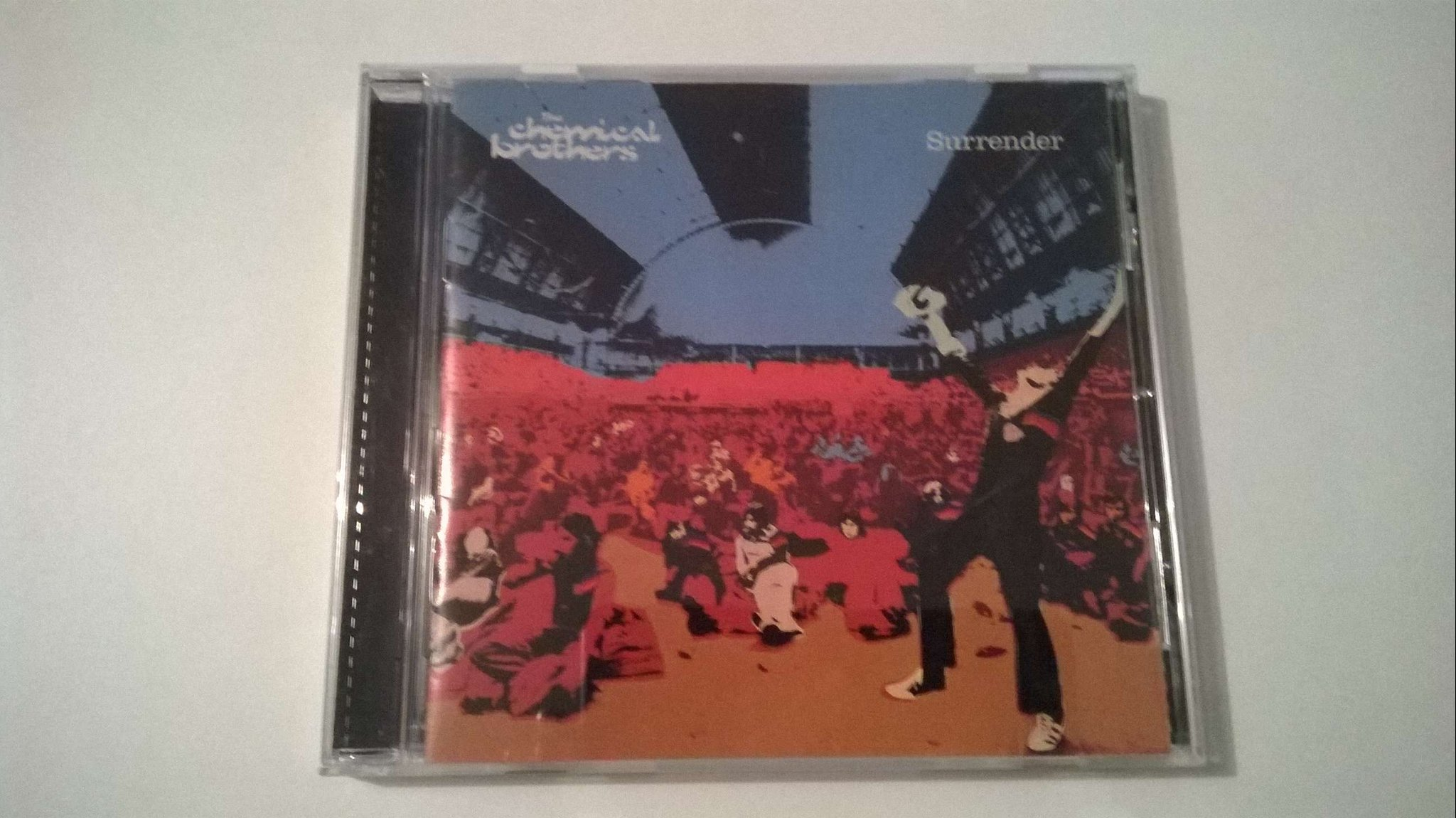 The Chemical Brothers - Surrender, CD