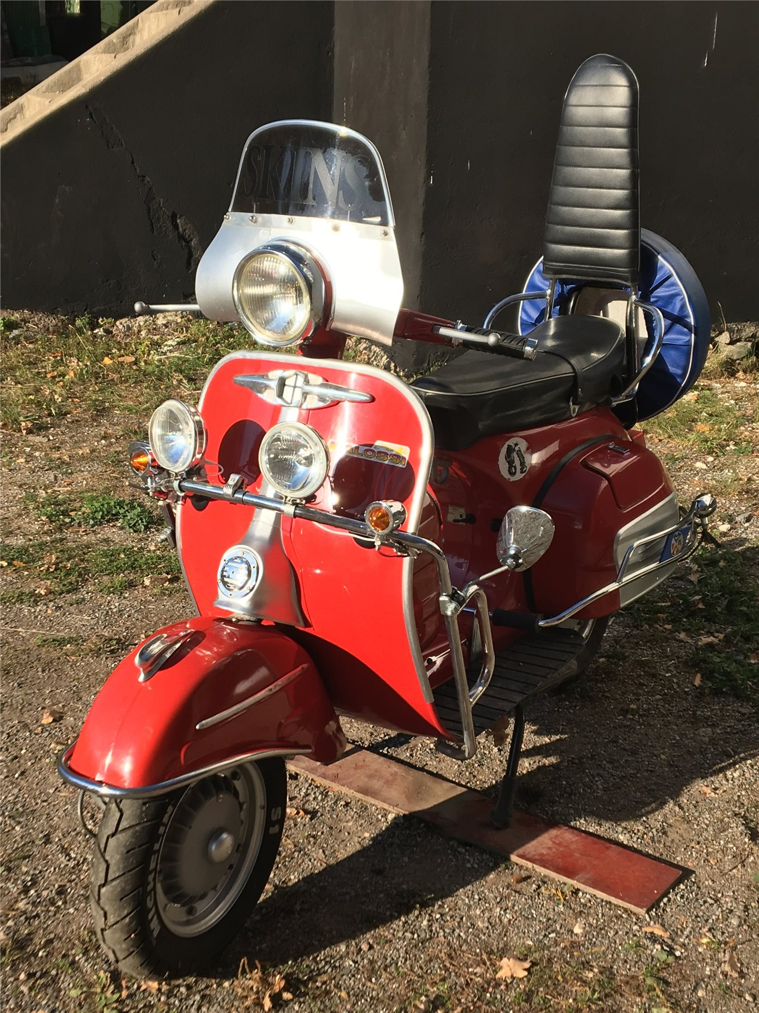Mods scooter