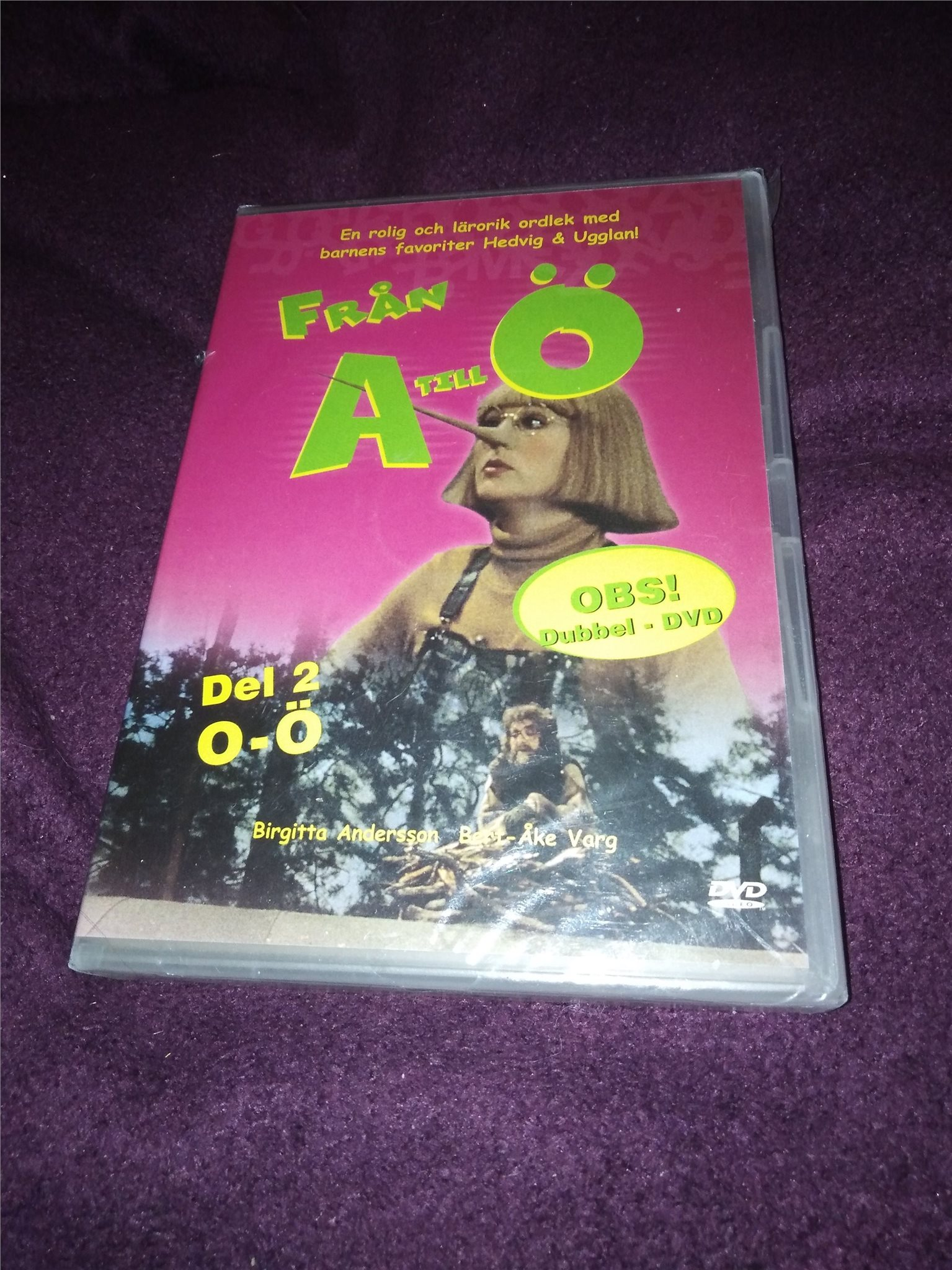 från a till ö dvd