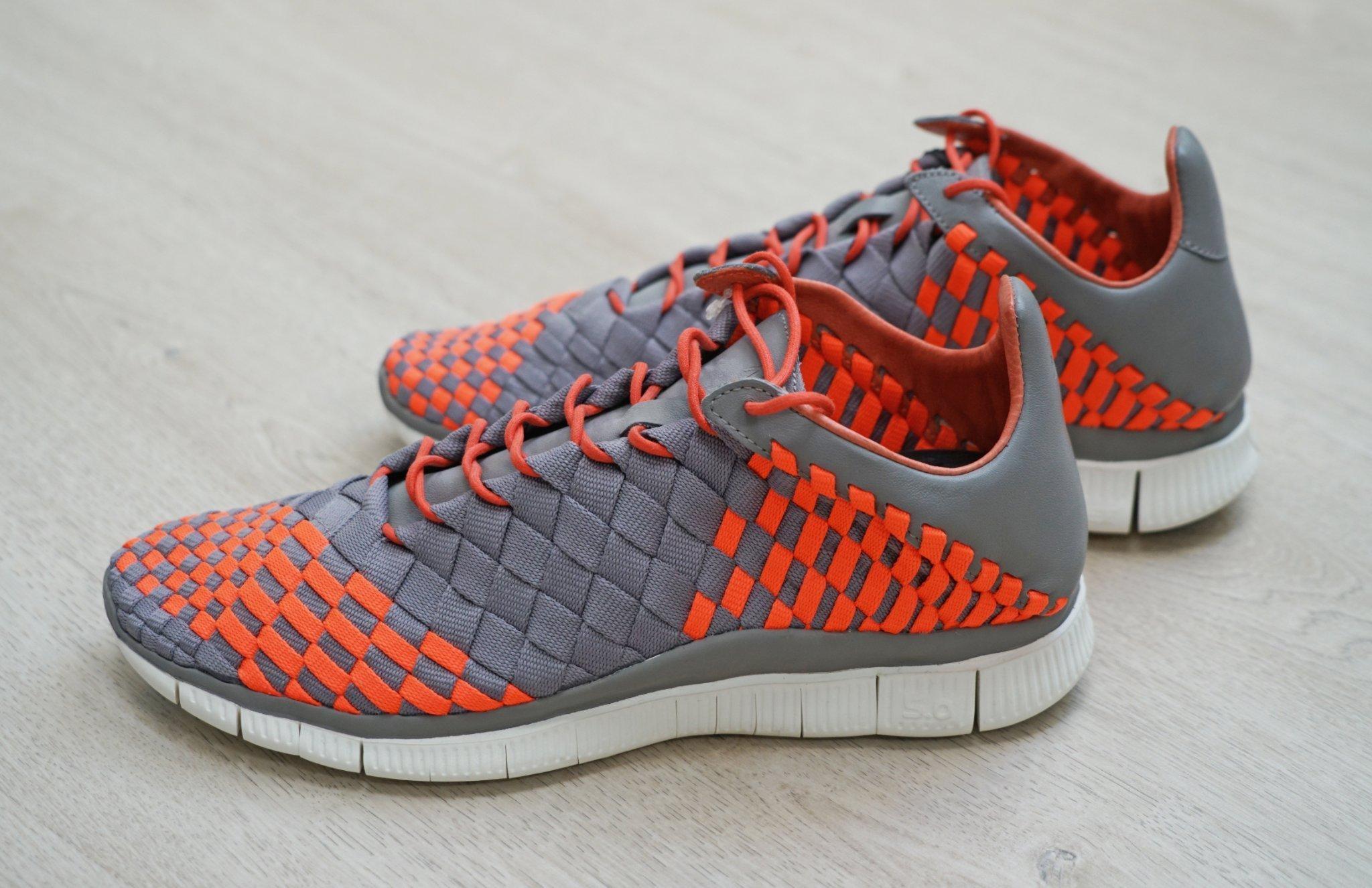 bd6954a085f NIKE FREE INNEVA, flätade, limiterade sneakers, skor, running, NYA &  OANVÄNDA ...