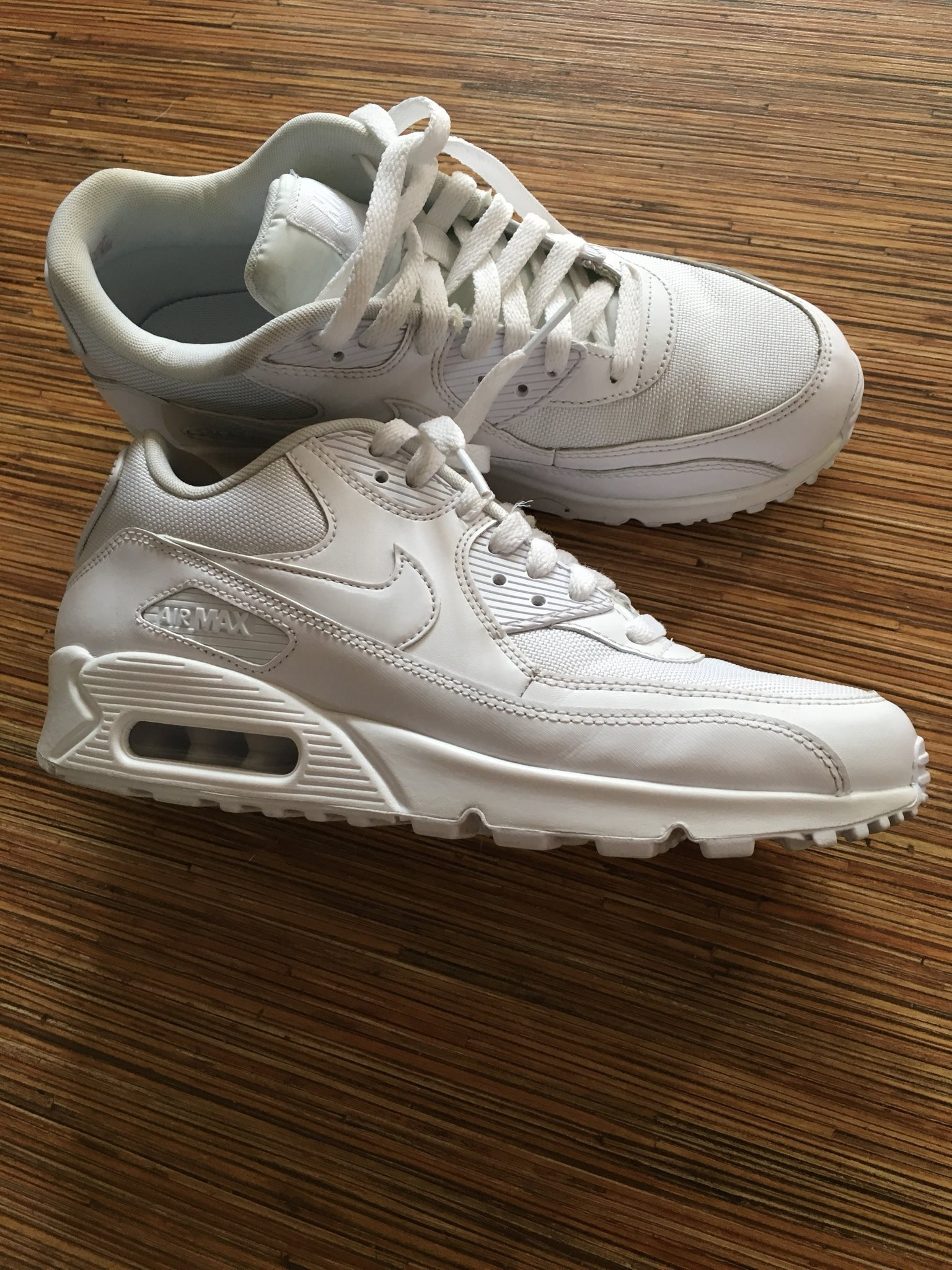 sports shoes e768b b1f93 shopping sko nike air max 90 mesh för barn storlek 1727 07c72 bcf48  where  to buy nike air max 90 klassiskt vita storlek us 7 9e682 e0759
