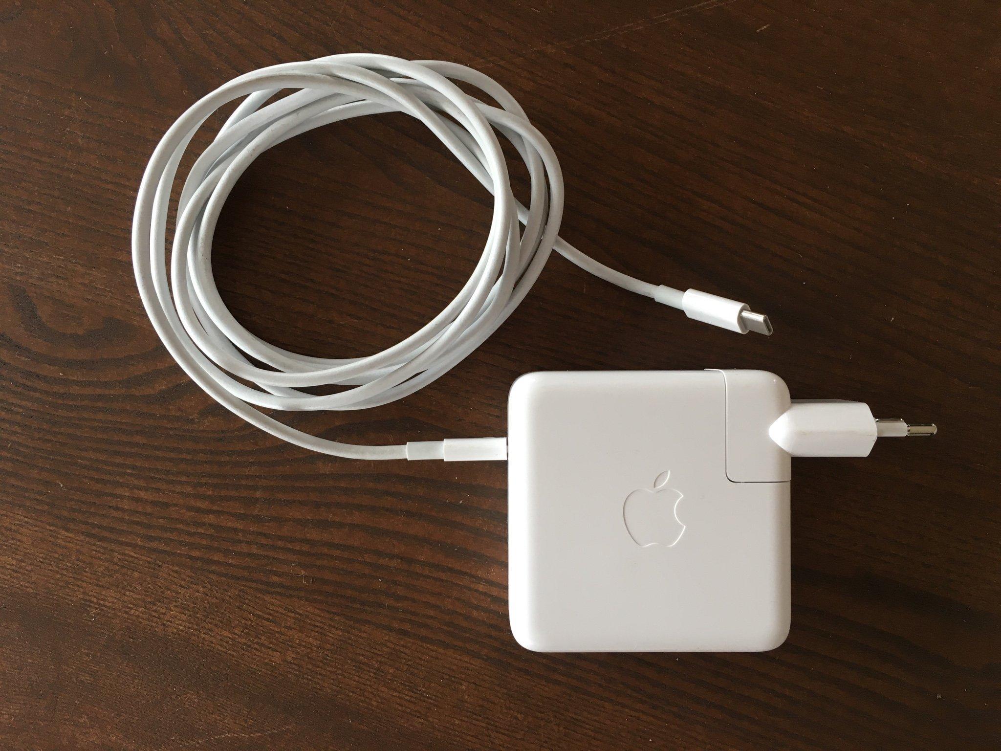 Apple Strömadapter USB C Laddare 61 W (354389800) ???Köp på