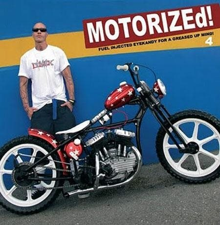 Motorized! 04 - Winter 2010 Magazine NY