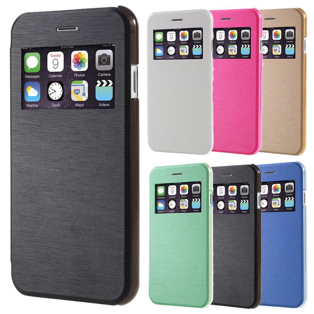 iPhone 7 flip fodral window view fodral.. (266489444) ᐈ CASE4YOU på ... b528b9c792add
