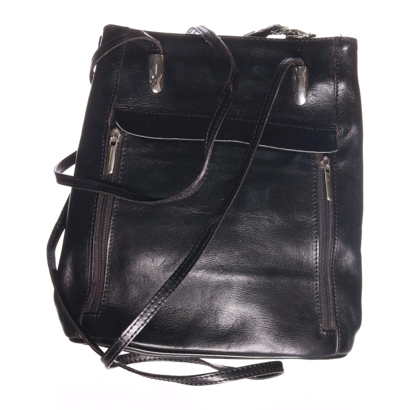 handväska ryggsäck skinn
