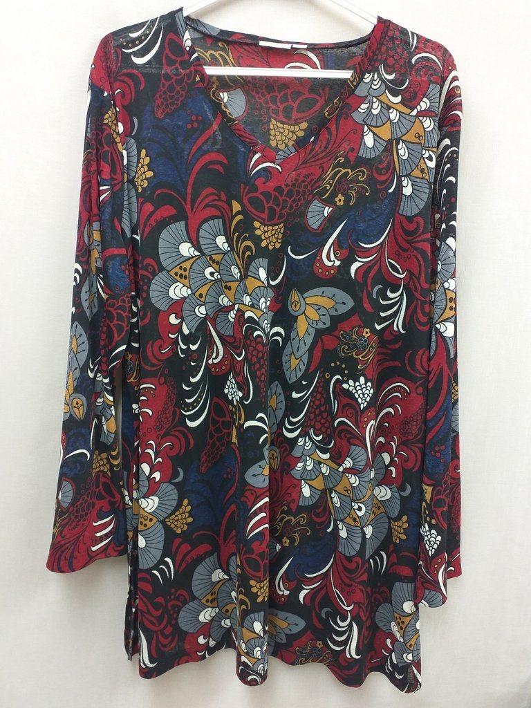 Lindex Blus/ Skjorta i Stl 2XL med fina detaljer!