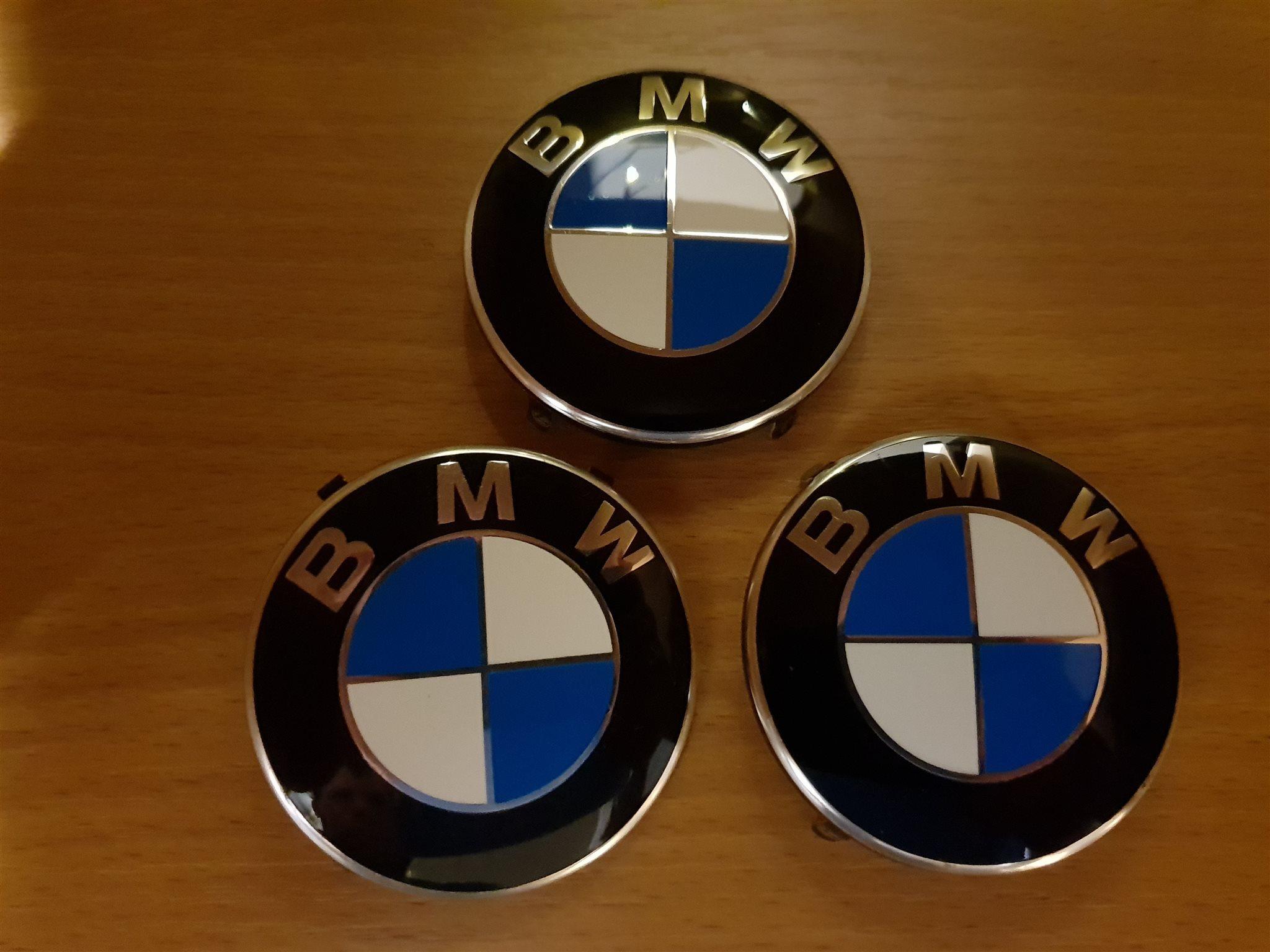 bmw fälg emblem