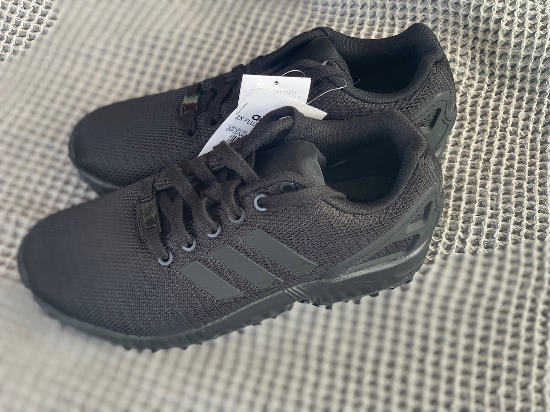 Conception innovante e0337 97193 Adidas ZX Flux black svarta strlk 38 (359229030) ᐈ Köp på ...