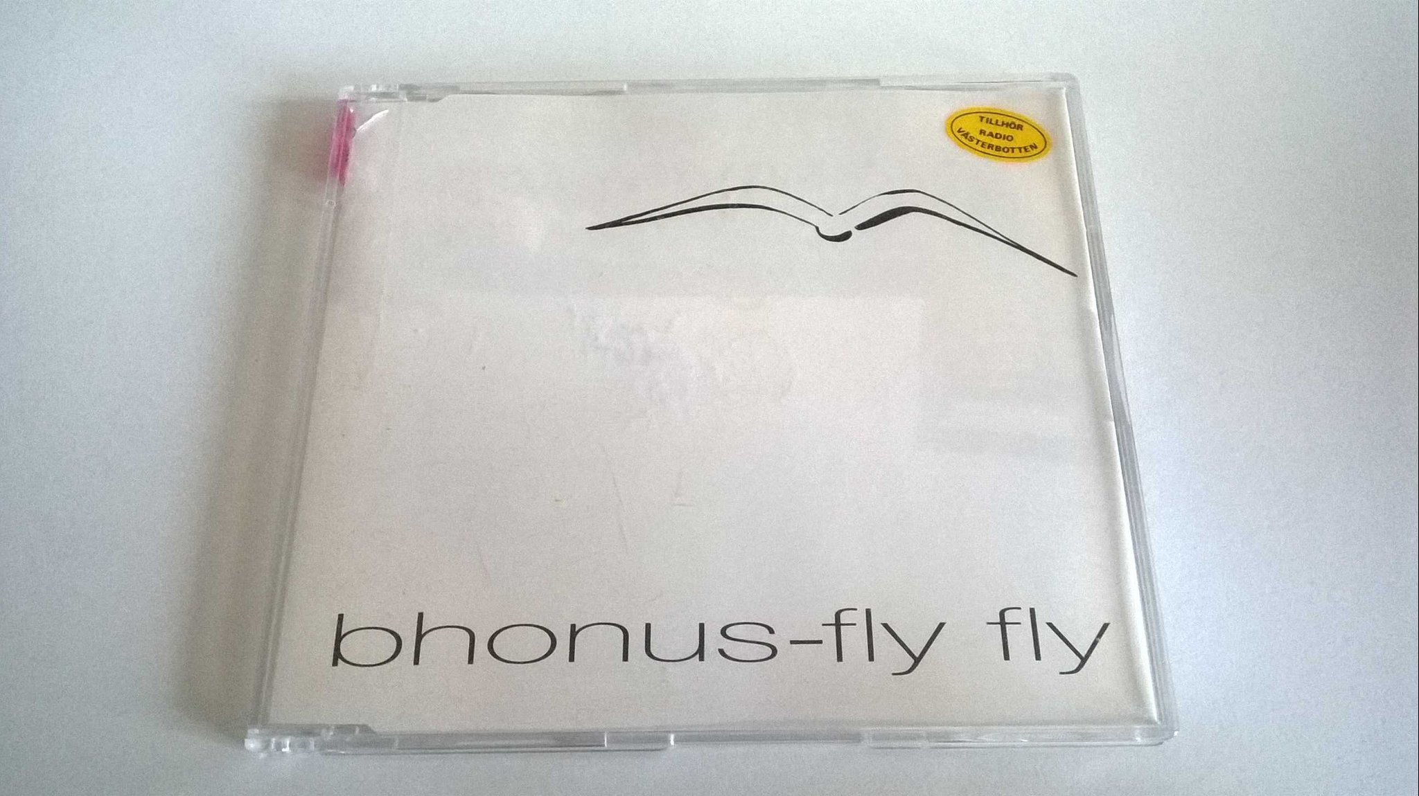 Bhonus - Fly fly, CD