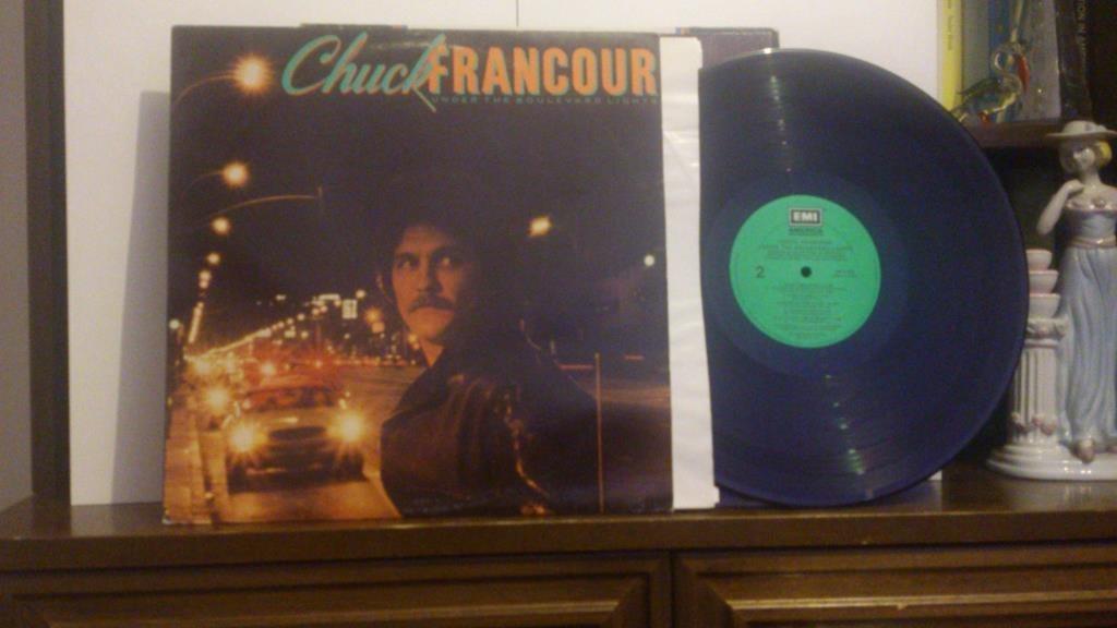 Chuck Francour Under The Boulevard Lights Vi 265902503 ᐈ Köp