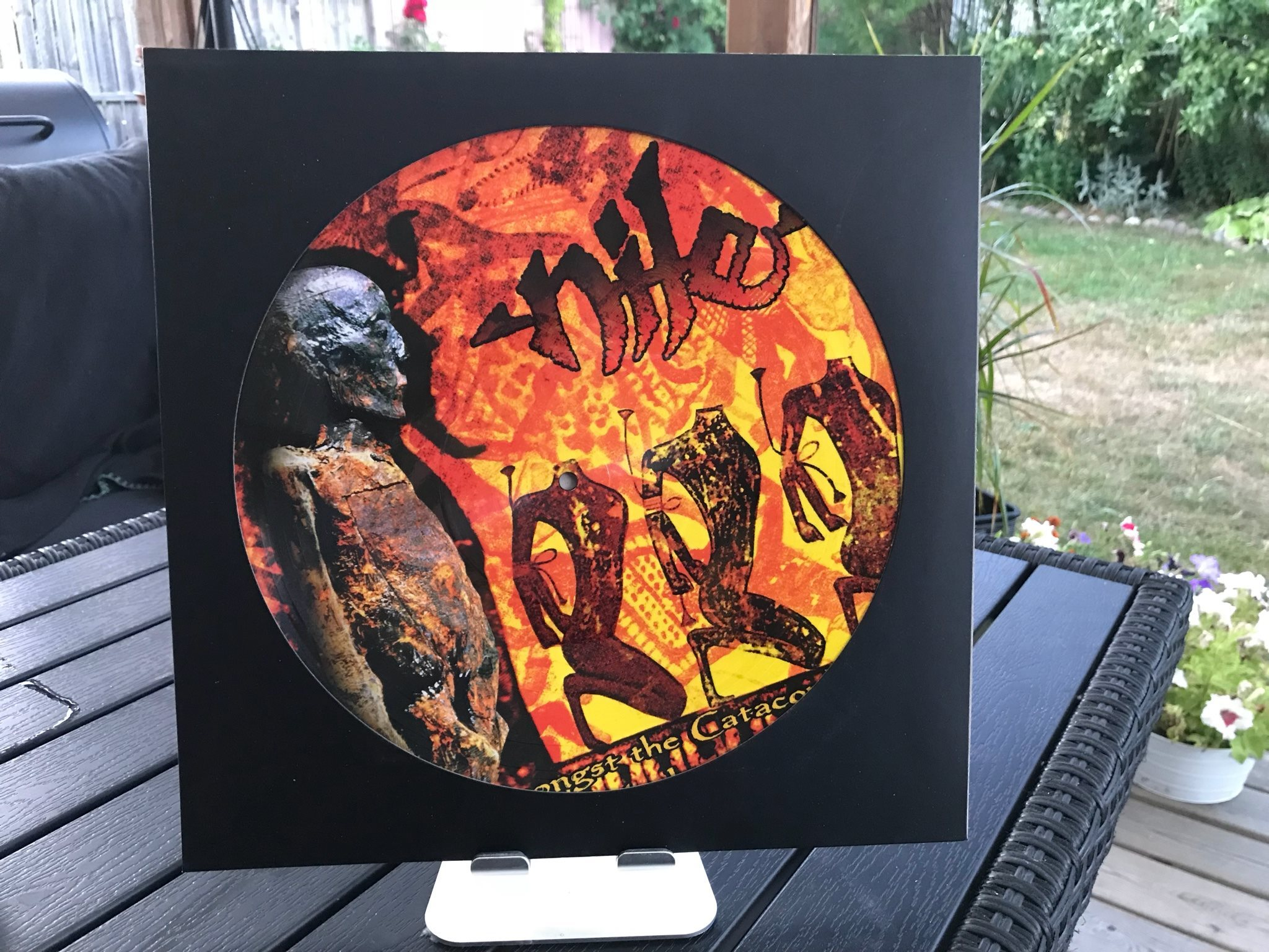 Nile - Amongst The Catacombs Of Nephren-Ka (PICTURE DISC)