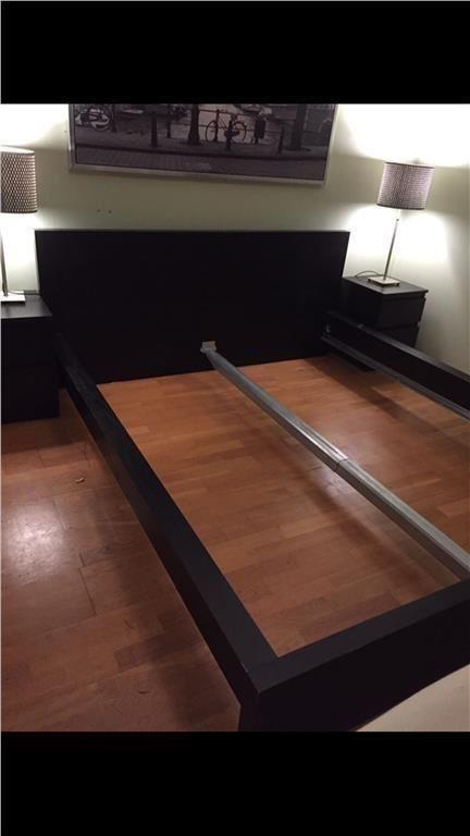 Sängstomme o sängbord Malm på Tradera com Sängar för sovrum Sovrum