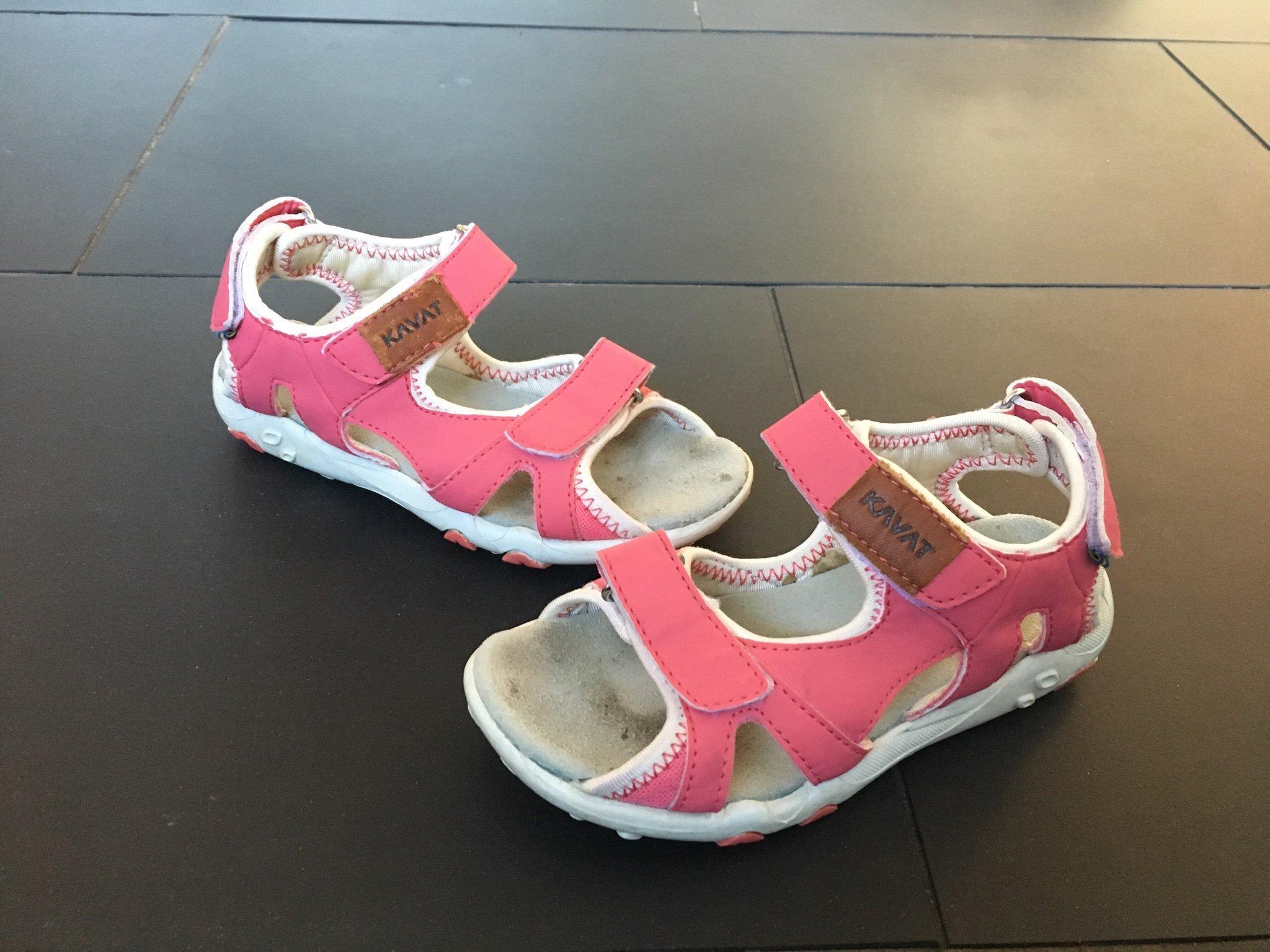 1c3f7a79c74 Kavat Rio sandaler strl 29 (348203832) ᐈ Köp på Tradera