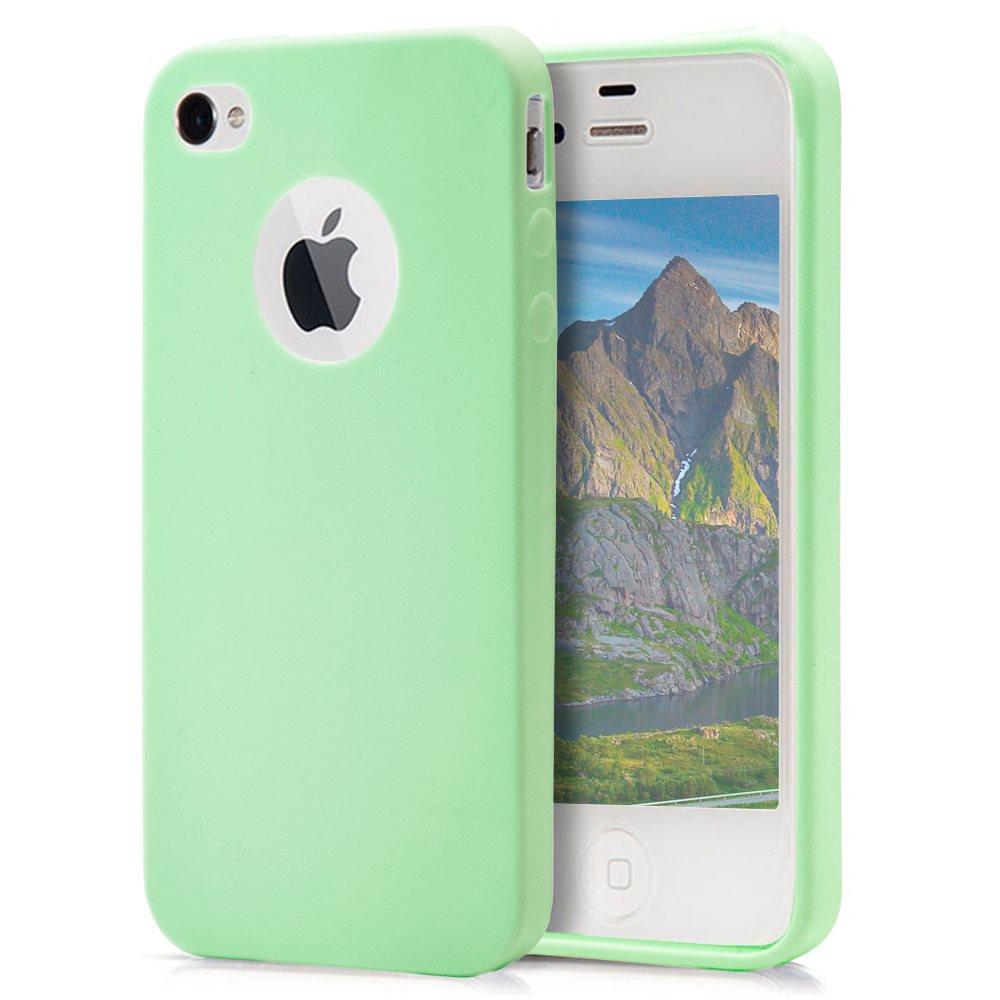 Skal till Apple iPhone 4   4s Grön T.. (324501907) ᐈ RushTrading på ... 31df73ee32440