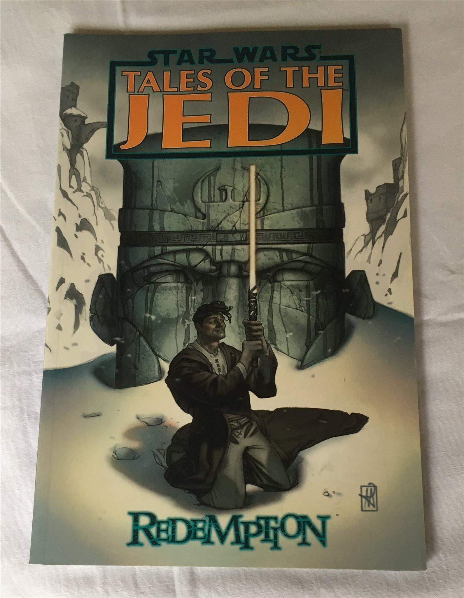 Star Wars - Tales of the Jedi - Volume 4: Rödemption