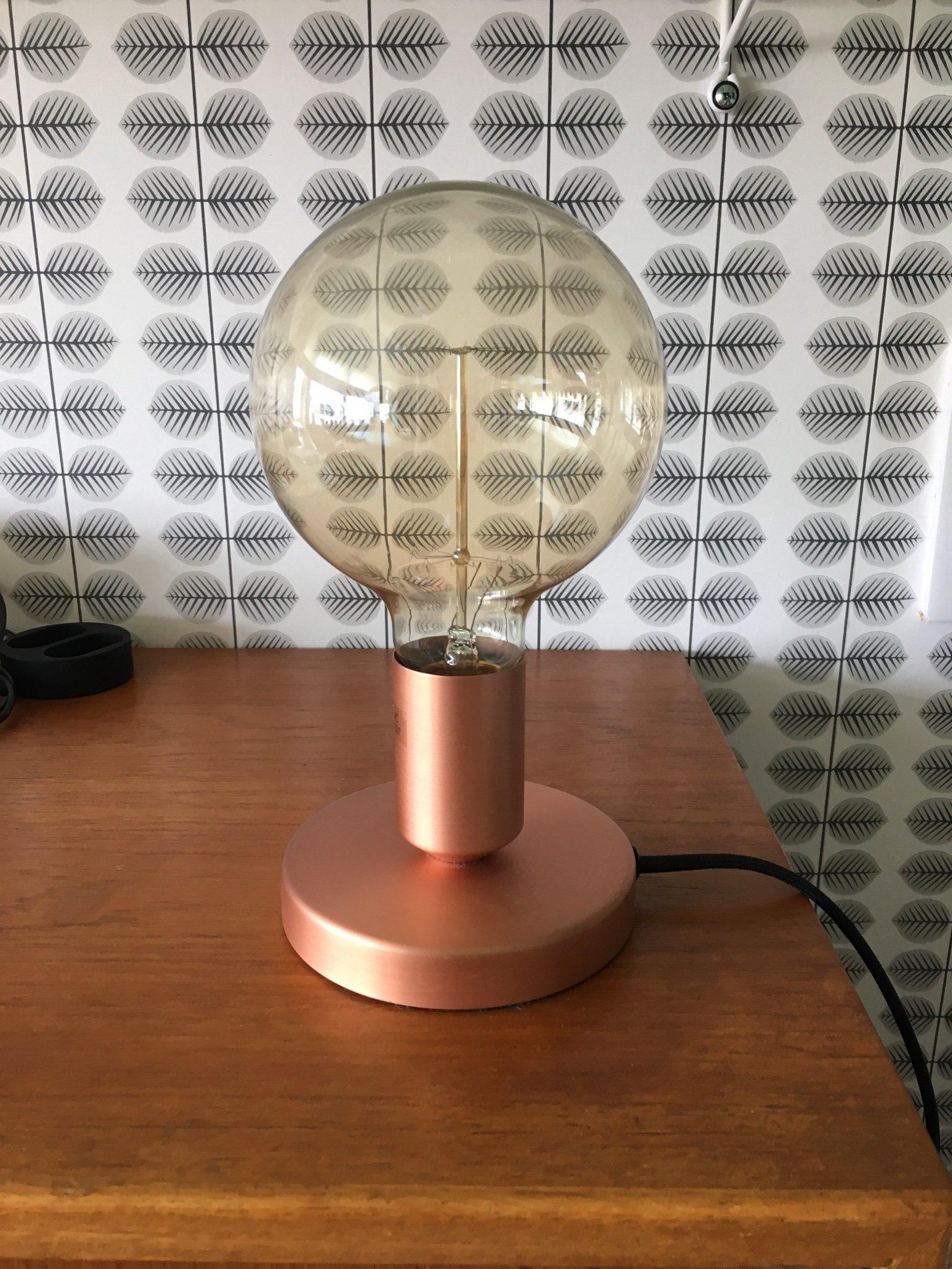 Omtalade Lampfot lampa Northlight Clas Ohlson (352665185) ᐈ Köp på Tradera BS-84