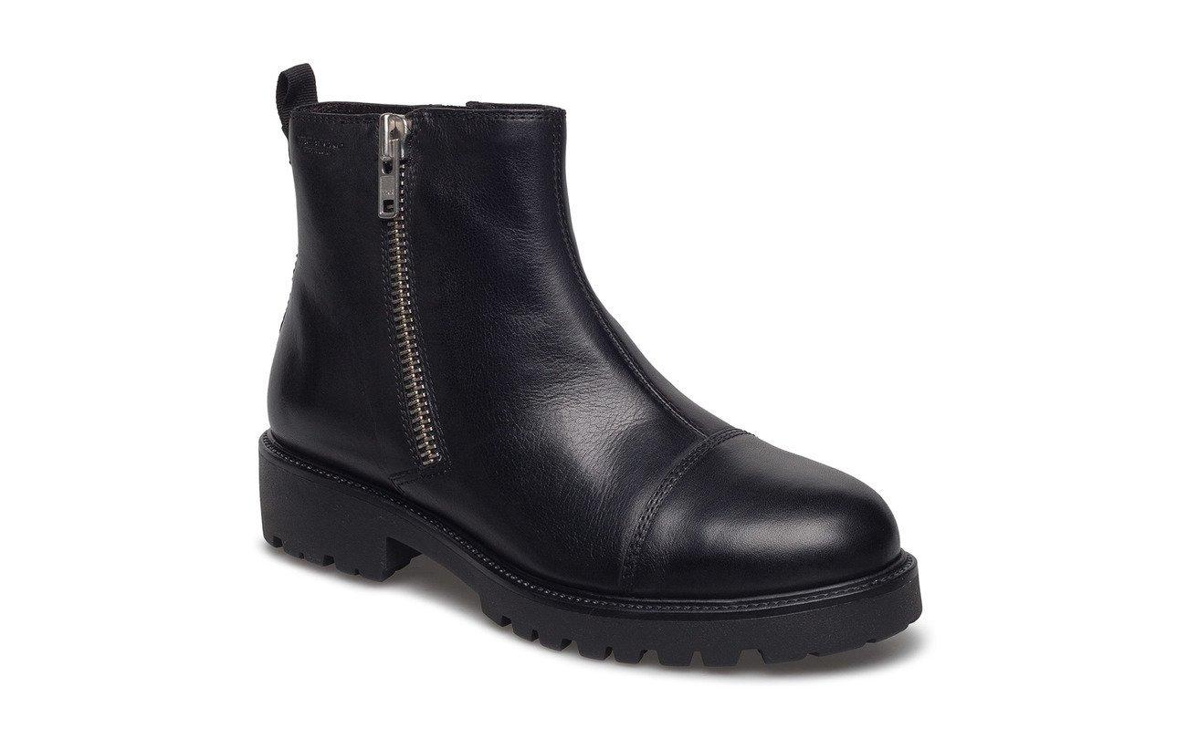 Vagabond, Svarta boots kängor i läder, Storle.. (369385247