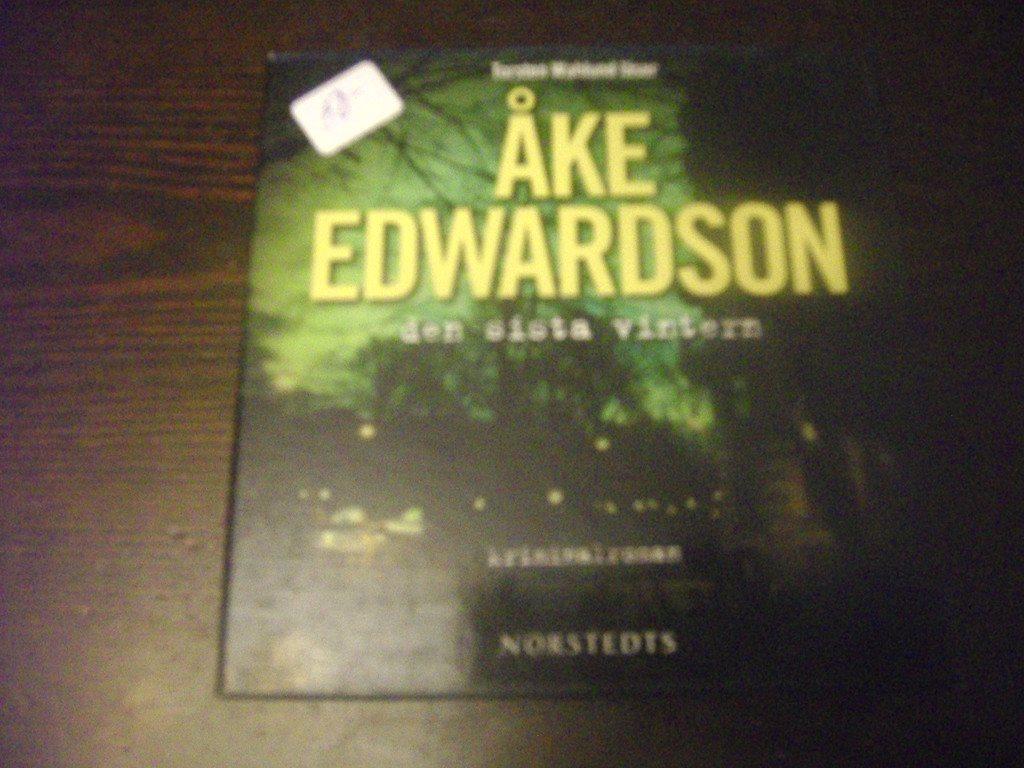 1c26a4ddf6f CD-bok: Den sista vintern - Åke Edwardsson (274943543) ᐈ Köp på Tradera