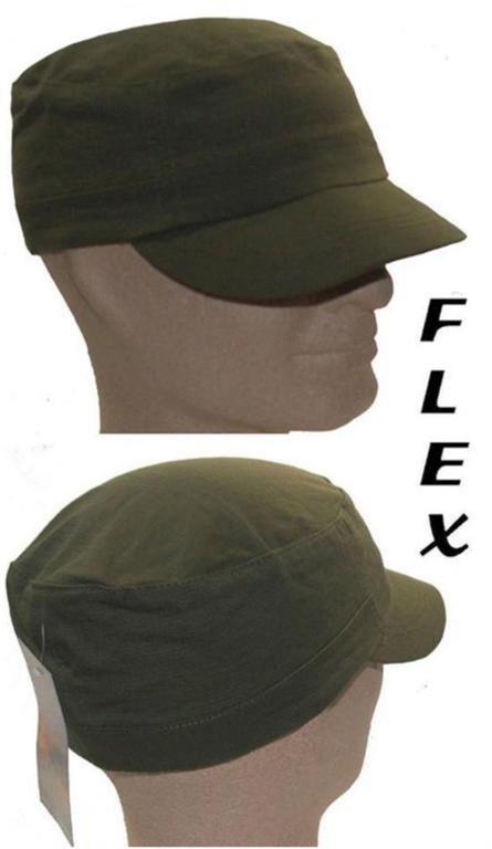 NYA FLEX ARMY CAP armé keps Oliv 57-.. (188033907) ᐈ hatsandcaps på ... 8afcd7e8205b3