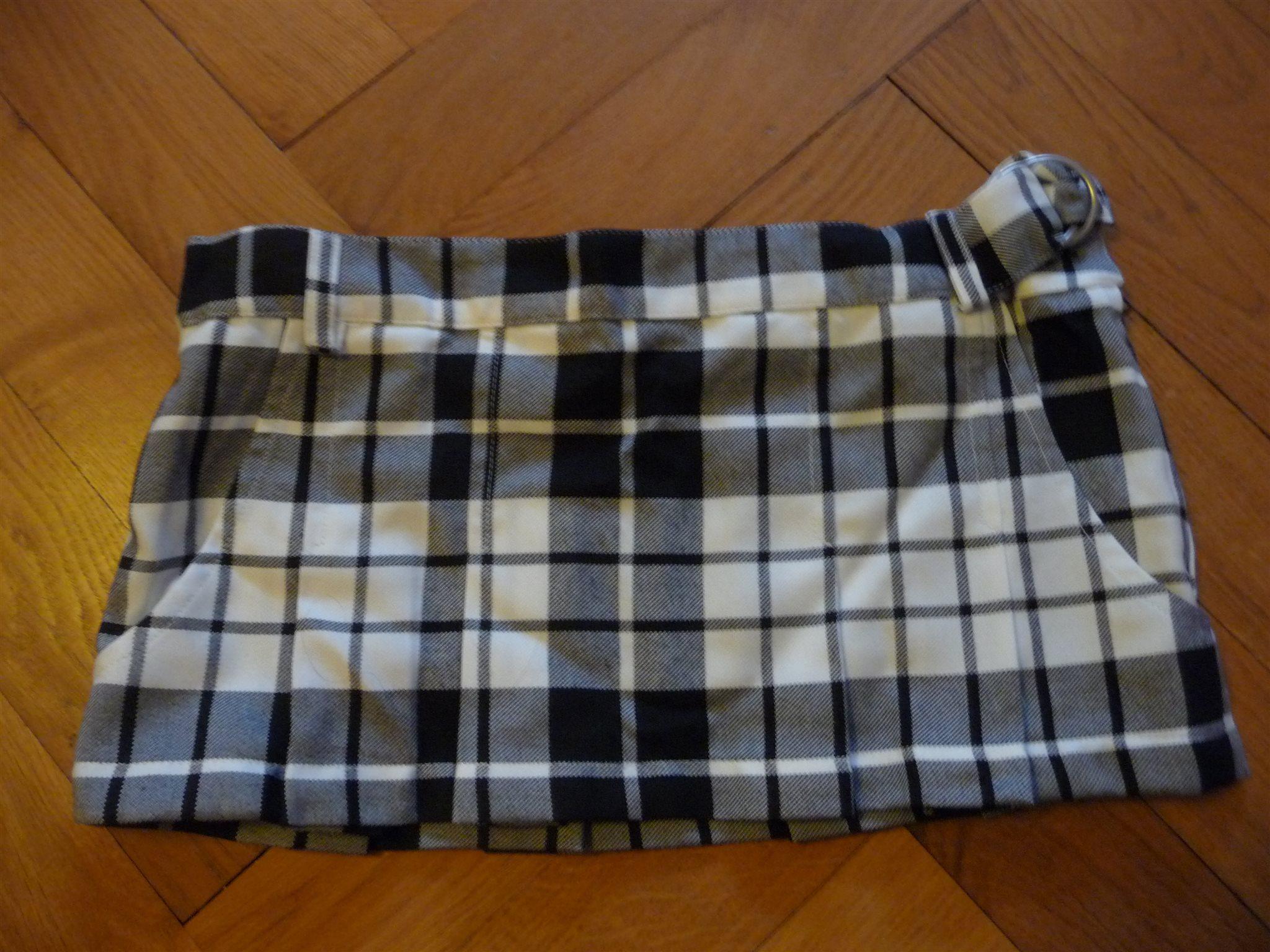 017c7c551828 Mini minikjol kjol Junior Gaultier original rut.. (333193664) ᐈ Köp ...