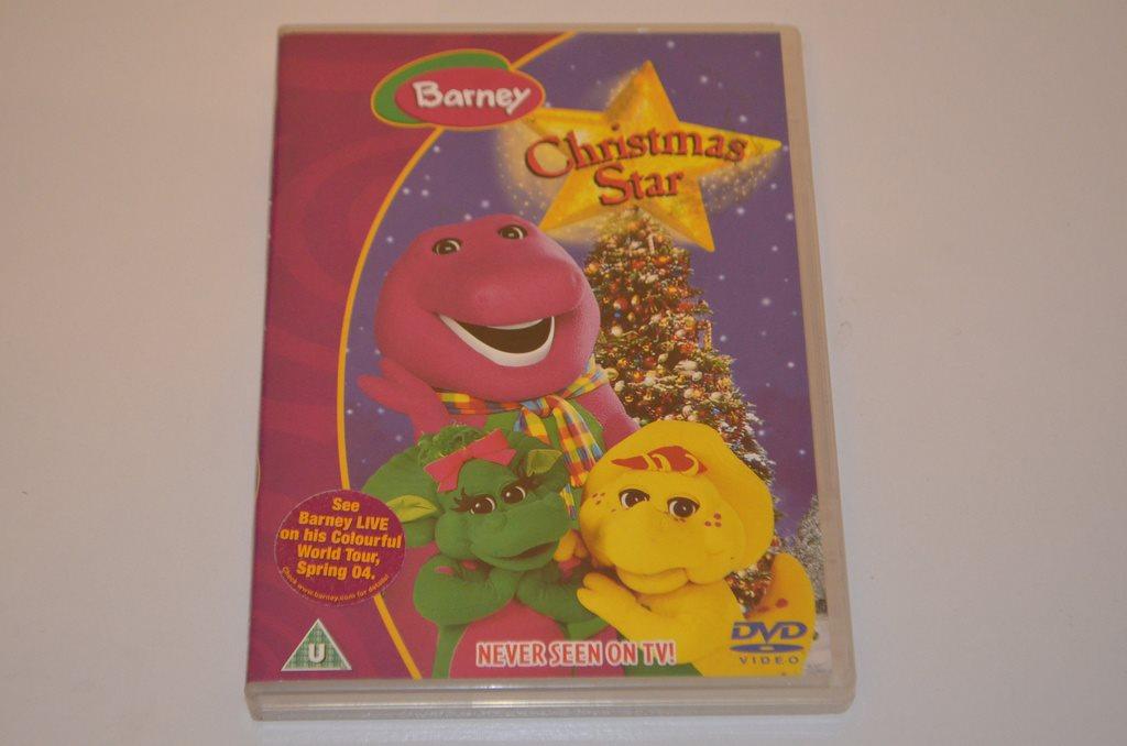 Barney - Christmas Star - Julafton.. (310263710) ᐈ Retrokungense på ...
