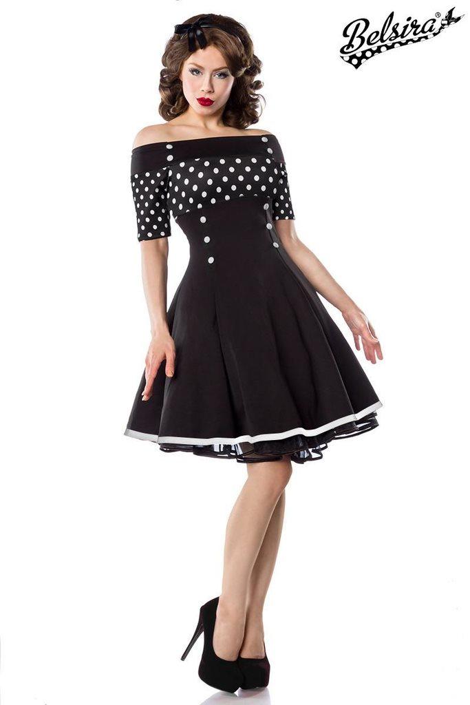 rockabilly sailor klänning