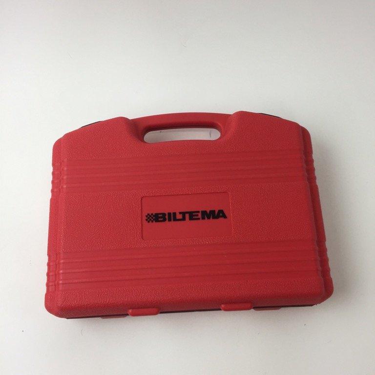 Kanon Biltema, Verktygslåda, Röd (358221176) ᐈ Sellpy på Tradera FC-01